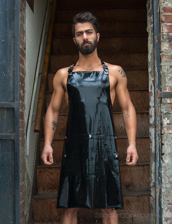 Rubber Apron-The Stockroom