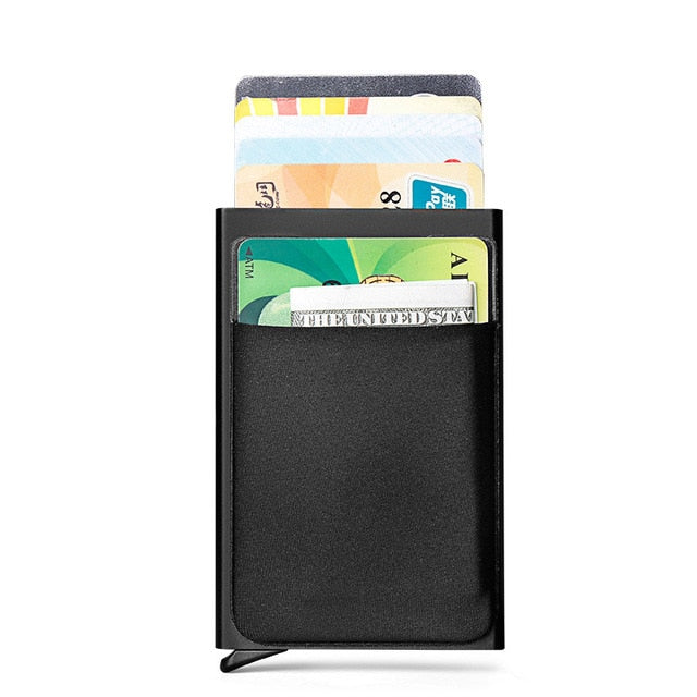 Pop Up Wallet with Elastic