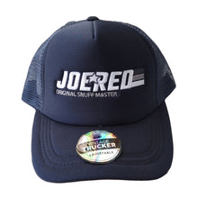 Load image into Gallery viewer, Joe Red Trucker Cap - Navy