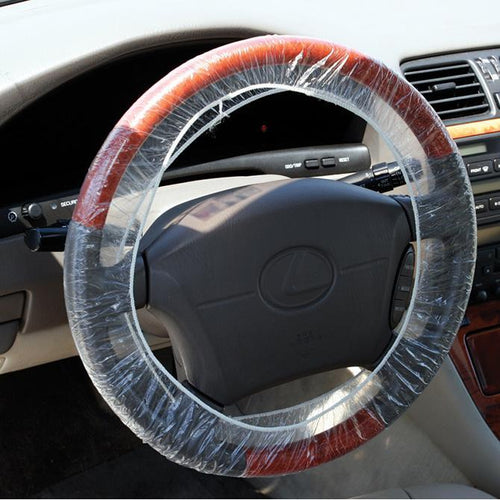 Steering Wheel Cover - Double Elastic (Standard) Service Department Alabama Independent Auto Dealers Association Store