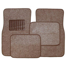 Load image into Gallery viewer, Carpet Floor Mats Sales Department Alabama Independent Auto Dealers Association Store Mocha