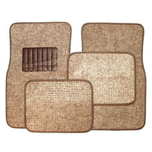 Load image into Gallery viewer, Carpet Floor Mats Sales Department Alabama Independent Auto Dealers Association Store Taupe