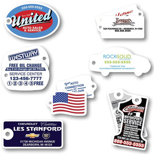 Custom Punchable Key Fobs Sales Department Alabama Independent Auto Dealers Association Store