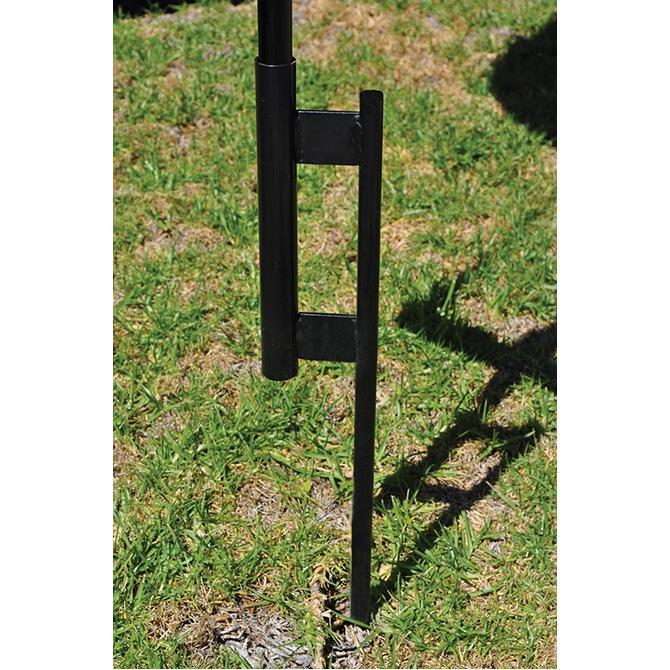 Reusable Balloon Ground Pole Base - Steel Ground Spike Sales Department Alabama Independent Auto Dealers Association Store