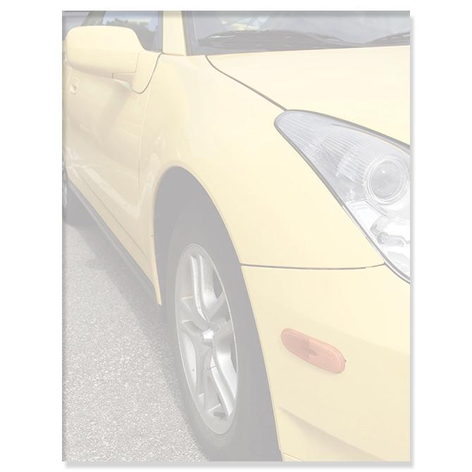 Laser Cut Sheets Office Forms Alabama Independent Auto Dealers Association Store Yellow Car