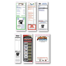 Load image into Gallery viewer, Custom Addendum Stickers (Tape Adhesive) Sales Department Alabama Independent Auto Dealers Association Store