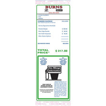 Load image into Gallery viewer, Custom Addendum Stickers (Tape Adhesive) Sales Department Alabama Independent Auto Dealers Association Store Medium