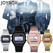 Load image into Gallery viewer, Joyrox Retro Unisex Digital Watch