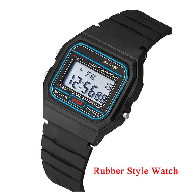 Joyrox Retro Unisex Digital Watch