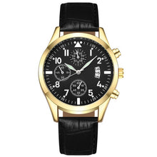 Load image into Gallery viewer, Hezhukeji Classic Men's Quartz Watch