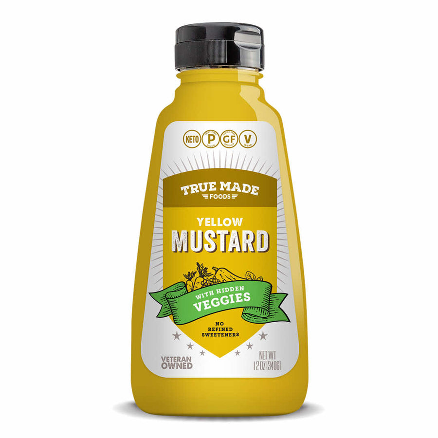 True Made Foods Yellow Mustard