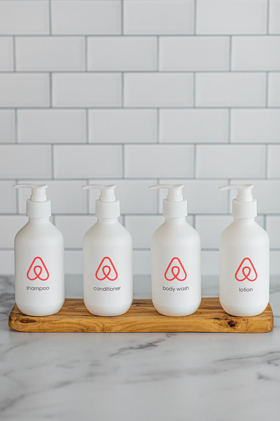 10oz Shampoo - 4 Pack - Host Supply Co