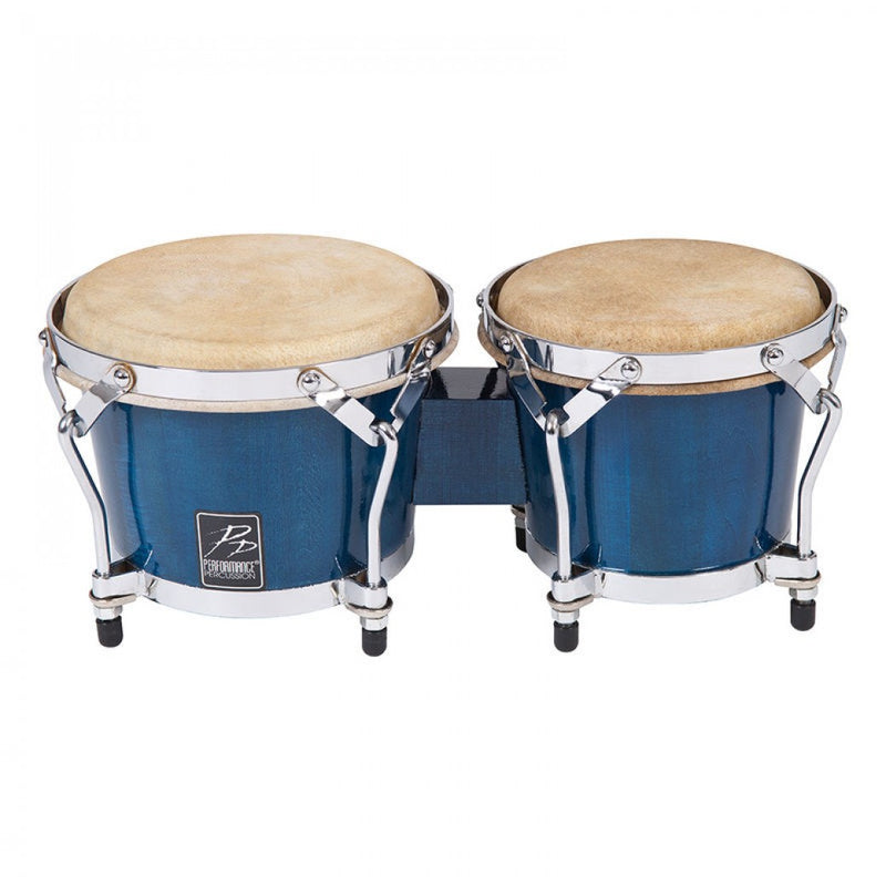 PP WORLD COLOURED BONGOS ~ BLUE