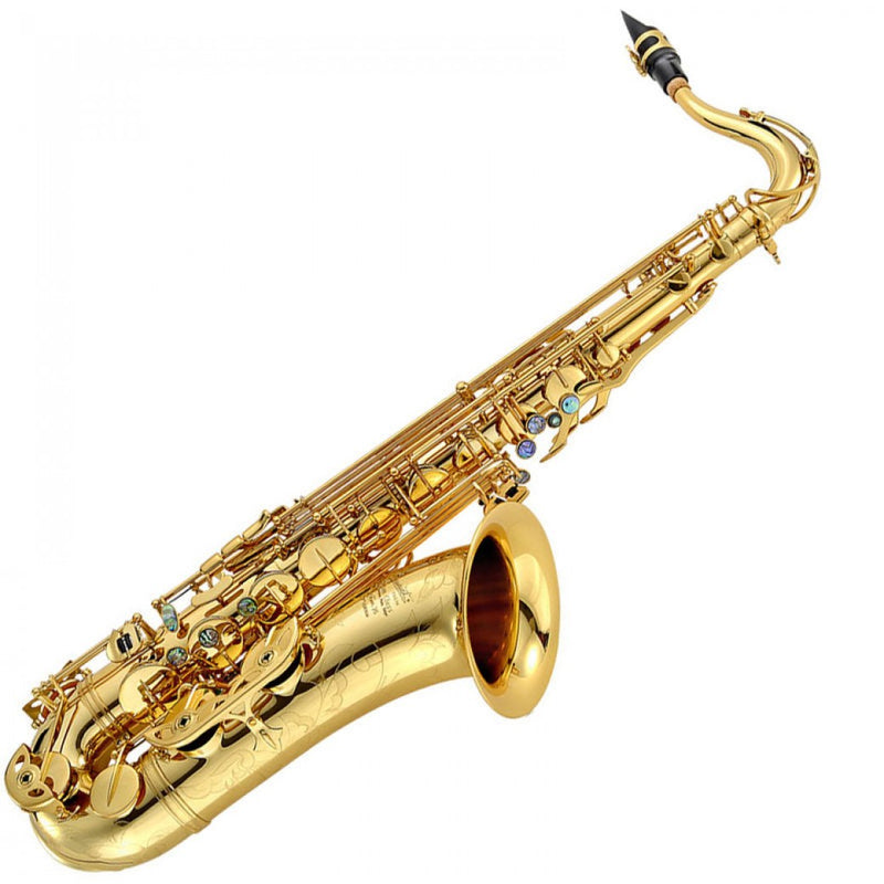 P. MAURIAT SYSTEM-76 2ND EDITION TENOR SAX ~ GOLD LACQUER