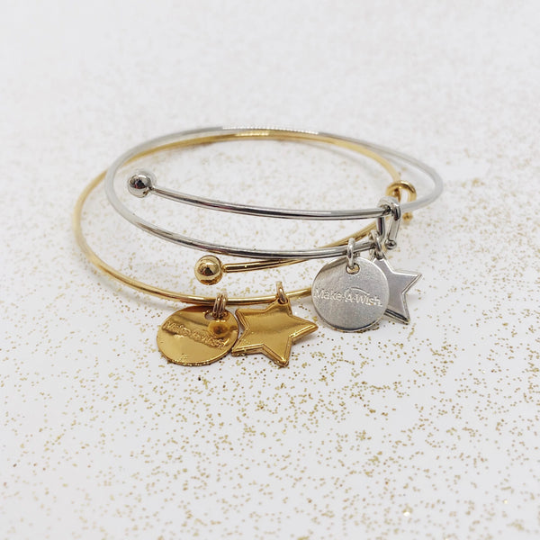 Make-A-Wish bangle