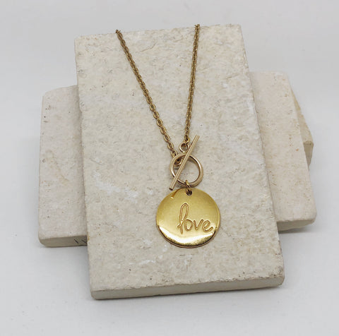 Love at all Necklace