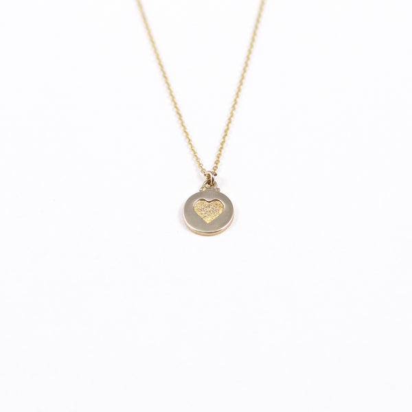 Love- Sign Language Necklace