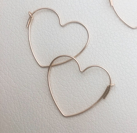 Heart of Love- Earrings