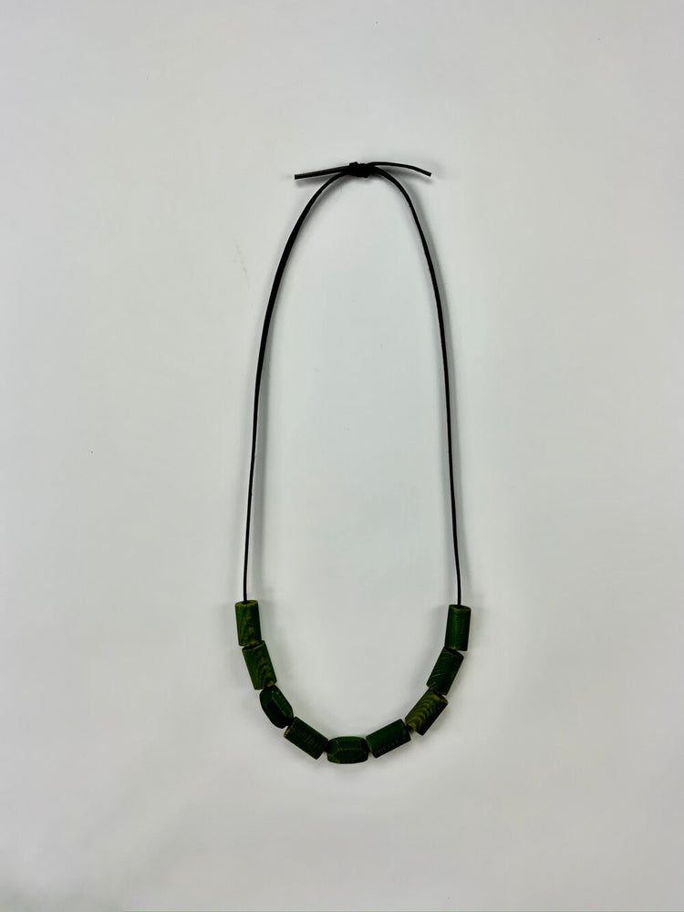 green necklace no. 3