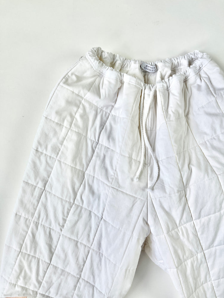 Load image into Gallery viewer, cloud quilted pants