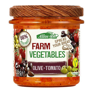Allos Farm Vegetables Olijf-Tomaat