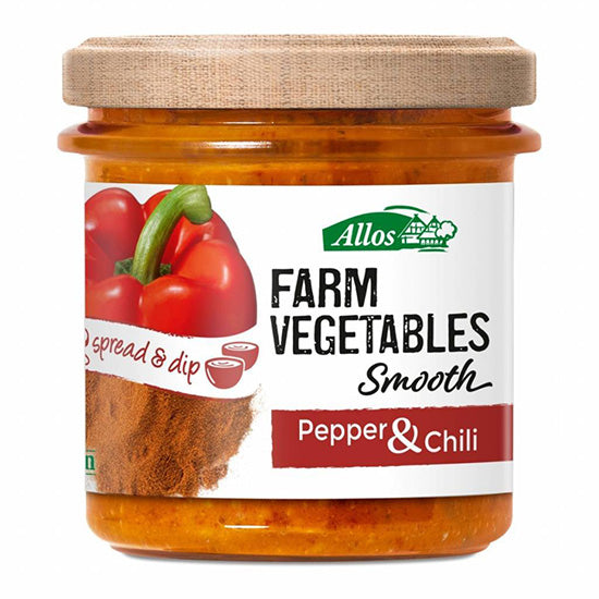 Allos Farm Vegetables Paprika Chili