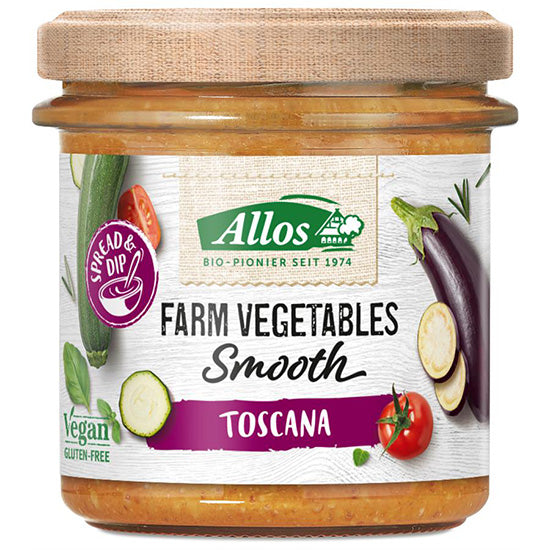 Allos Farm Vegetables Smooth Toscana