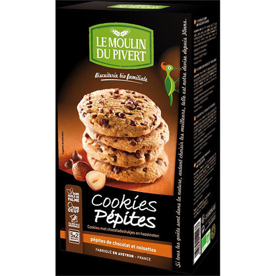 Le Moulin Du Pivert Chocolate Cookies