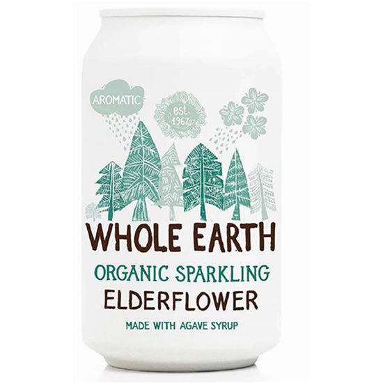 Whole Earth Elderflower