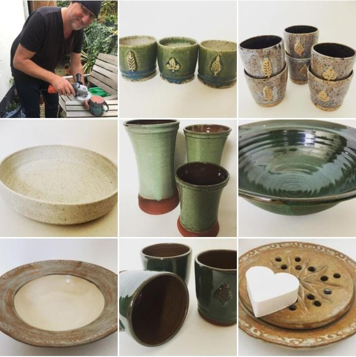 zondag 22/11/20 - Pop up 'Jo Throws Clay'