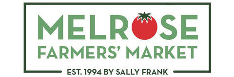 fern x flow soy candles at melrose farmers market