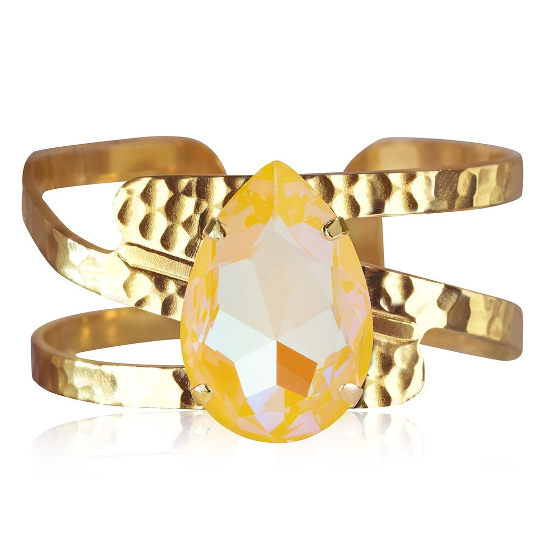 Perfect Drop Bangle /  Sunshine Delite, gold