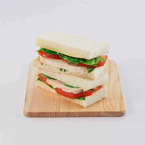 Load image into Gallery viewer, Chicken Breast Sandwich