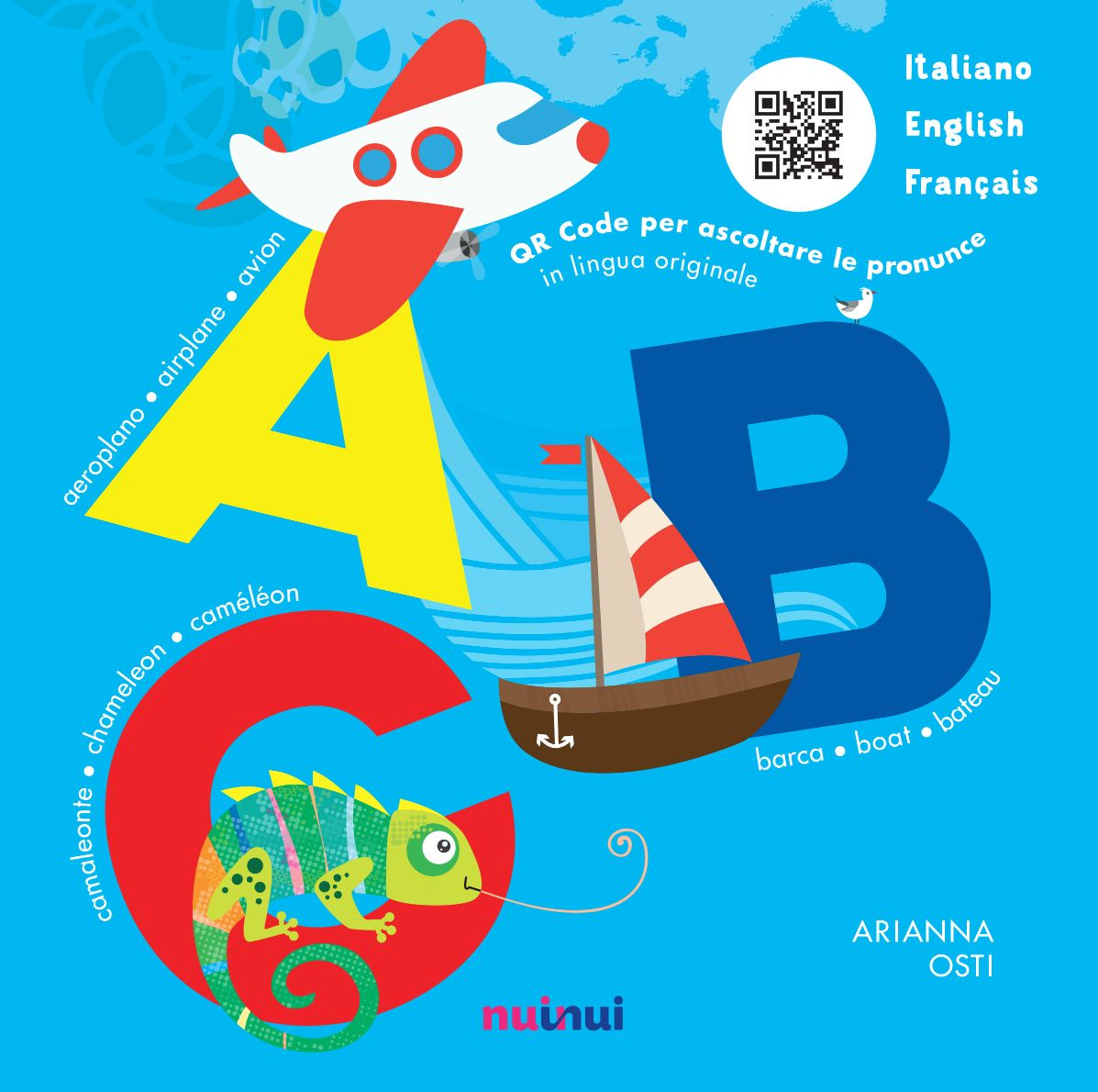 ABC - Italiano, English, Français