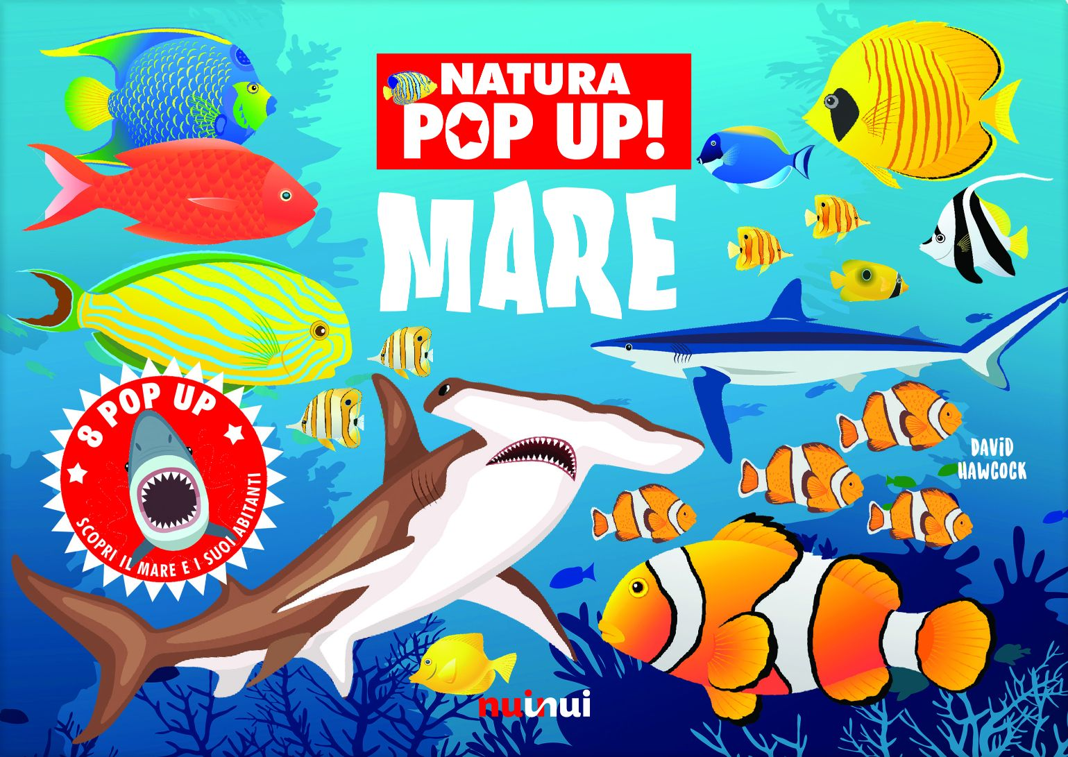 Natura in pop up - Mare