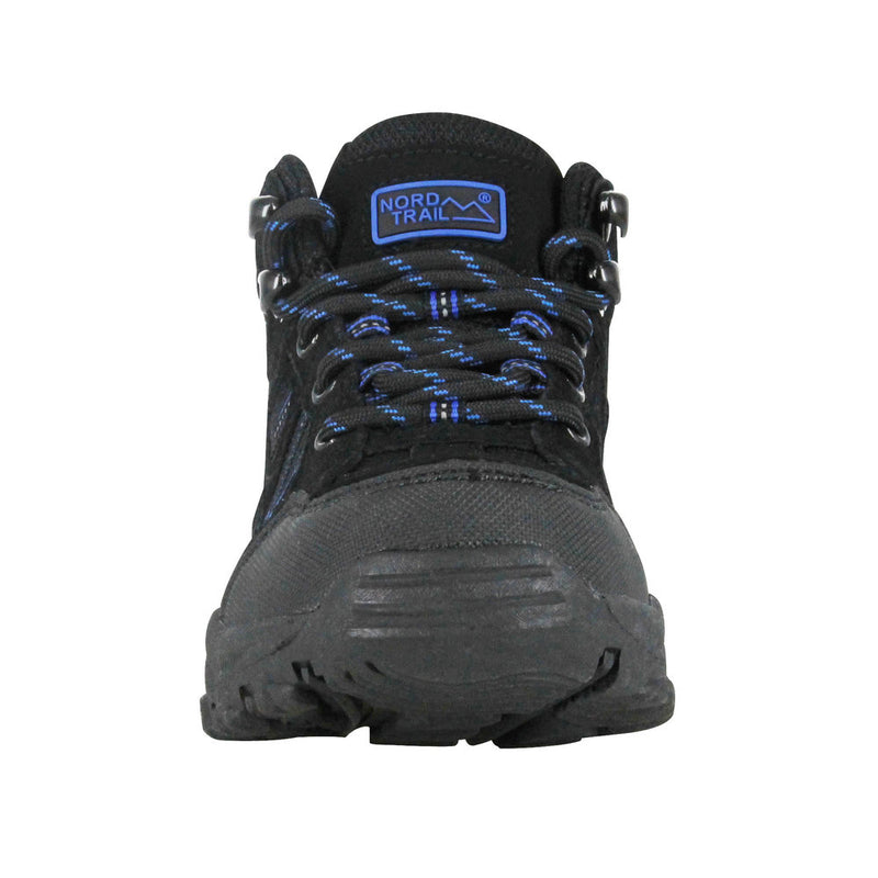 MT. HUNTER HIGH WP B : BLACK / ROYAL BLUE