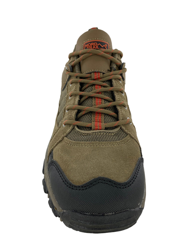 Nord Trail Men's Mt. Hunter II Leather Casual Trail Shoe
