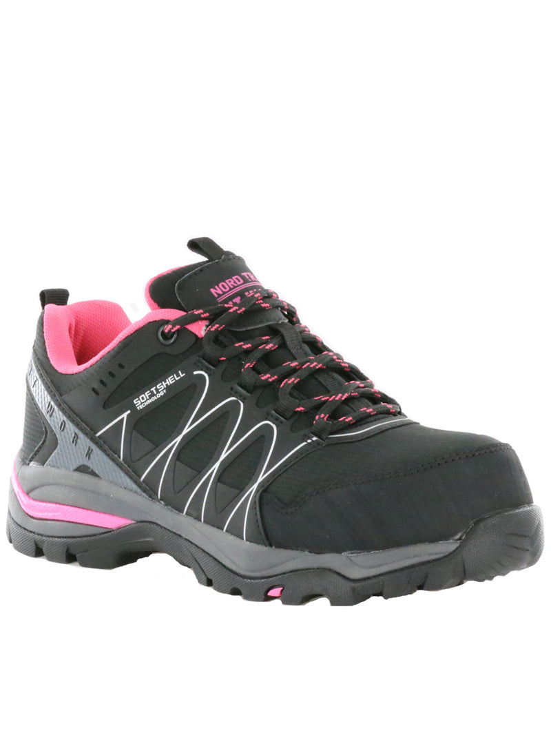 Nord Trail NT Work Women's Michelle Safety Toe Athletic Work Shoe