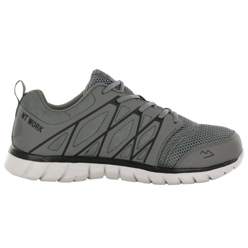 Nord Trail NT Work Men's Phoenix Safety Alloy Toe Slip-Resistant Work Shoe
