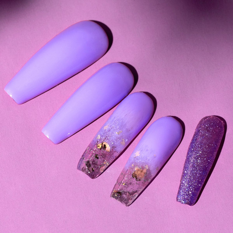 Gel Polish 6 Colors Set | Glitz and Glamour