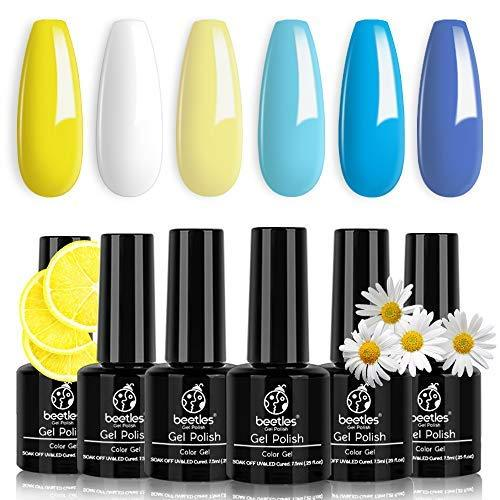 Gel Polish 6 Colors Set | Daisy Duke