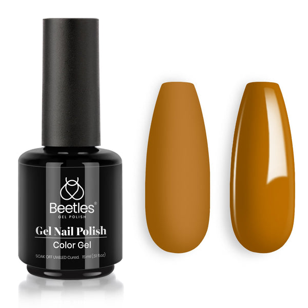 Gel Nail Polish 15ml | Clara Ochre