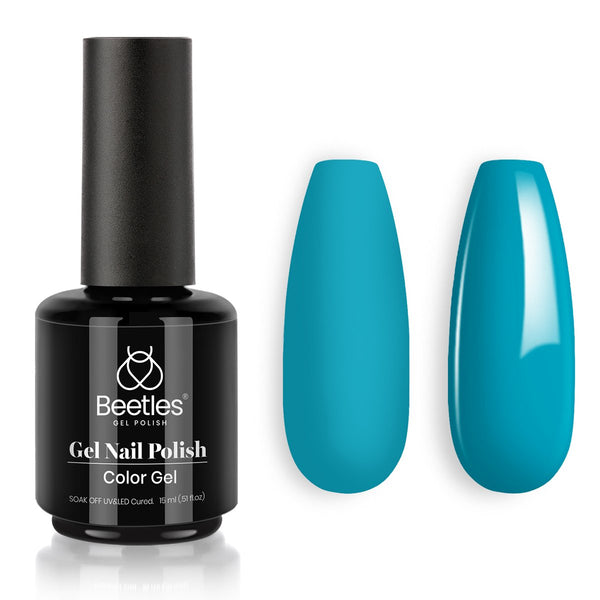 Gel Nail Polish 15ml | Fiona Teal