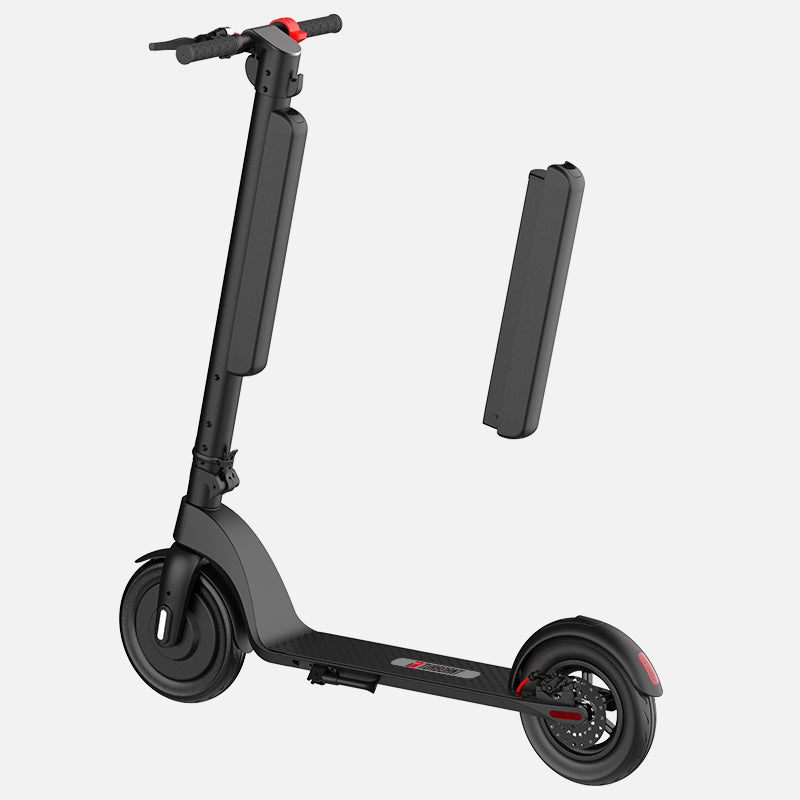 Turboant X7 Pro E-Scooter and Replacement Battery Bundle