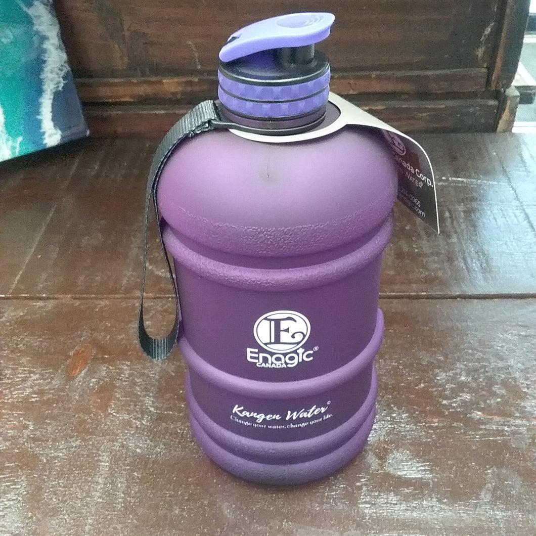 Enagic 1/2 Gallon Water Bottle