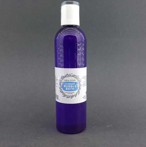 Seafoam Lavender Bubble Bath - Lavender - 236ml
