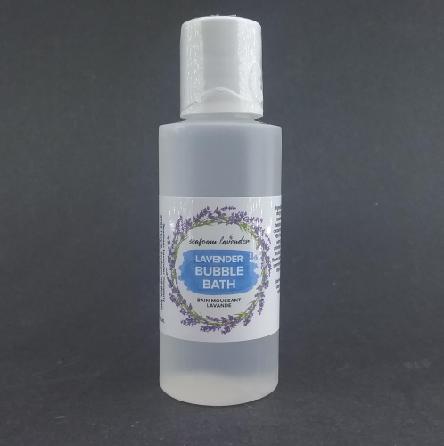 Seafoam Lavernder - Lavender Bubble Bath - 59.1ml