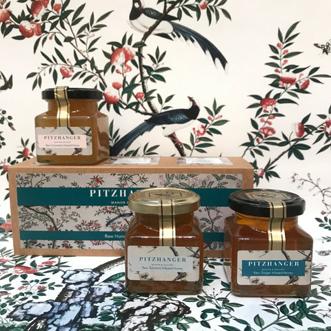 Honey Trio Gift Box