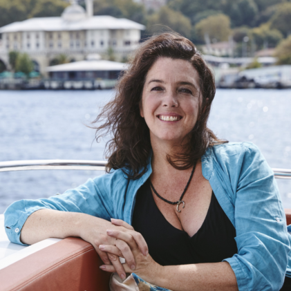 Pitzhanger Perspectives: Bettany Hughes Recording