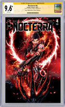 Load image into Gallery viewer, GRADED PRESALE 9.6+ Nocterra #4 (Jamie Tyndall) - STORE EXCLUSIVE (6/2/21)